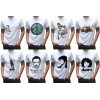 Печать фото на футболках на заказ